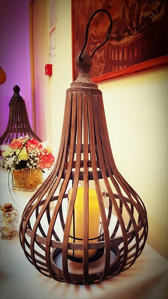 Lanterne Bombay
