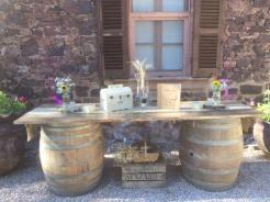 table tonneaux